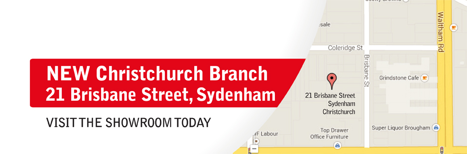 New Christchurch branch