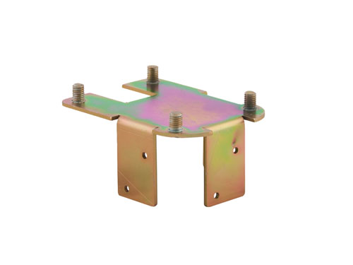 Castor Bracket for Dolav 800 & 1000 Box Pallet - Top