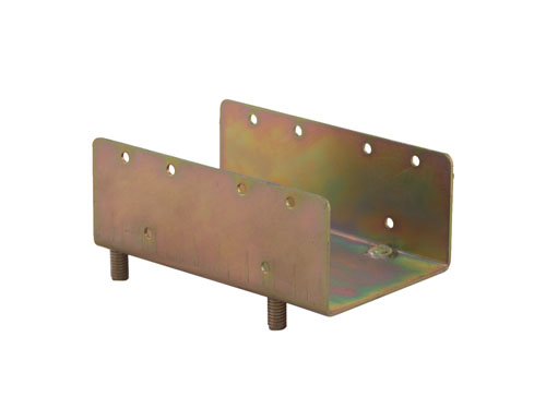 Castor Bracket for Dolav 1120 Box Pallet - Bottom