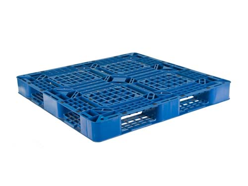 LOGISTICX 11-11 L/W EXPORT PALLET BLUE (7691)