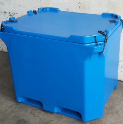 1000LT M SERIES INSULATED TUB BLUE (L) (6943)