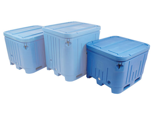 XIN Saeplast DX327 Insulated Container with Lid 710L
