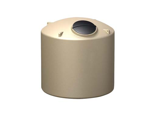 XIN RX Water Tank with Lid 2000L