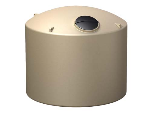 XIN RX Water Tank with Lid 5250L