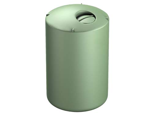 XIN RX Water Tank with Lid 10,000L