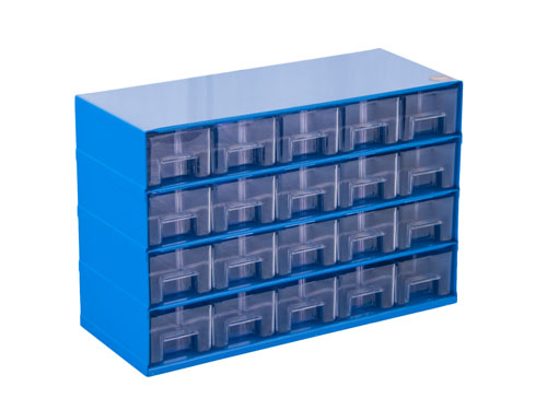 CABINET 20-DRAW T920 BLUE (2110)