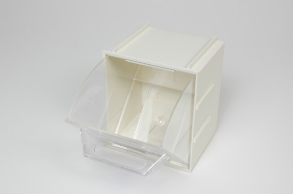 XIN Medium Visi-Pak Bin With Clips