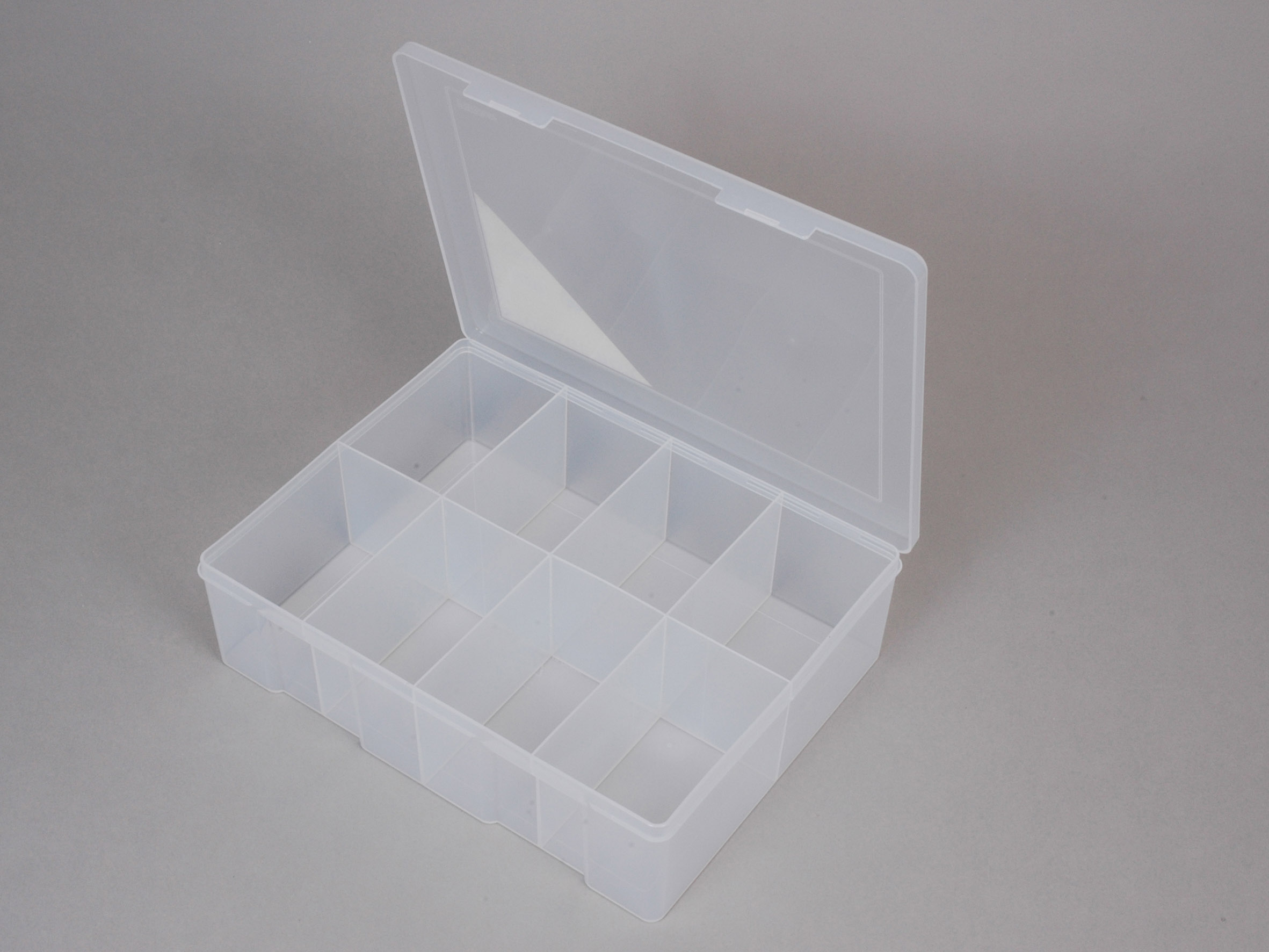 8 Compartment - Extra Large Extra Deep Storage Box