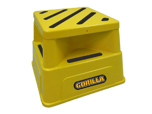 Gorilla Safety Step Stowers Plastics