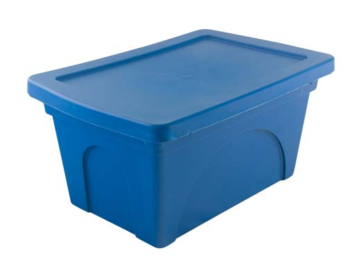 Fish Bin 70L with Lid