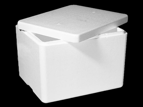 Plastic Polystyrene Boxes Chilly Bins Stowers Plastics