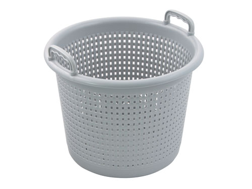 HEAVY DUTY BASKET 40L GREY (0015)