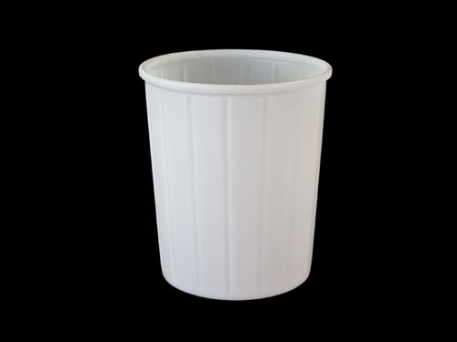 D45 CONTAINER WITH LID 45L NATURAL (3580)