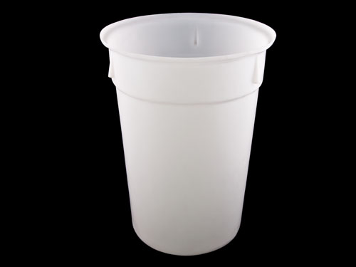 D135 CONTAINER 135L NATURAL (3680PL)