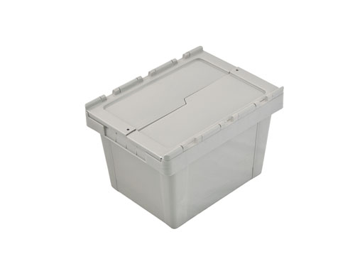 LOGISTICX SECURITY CRATE 20L GREY (1285)
