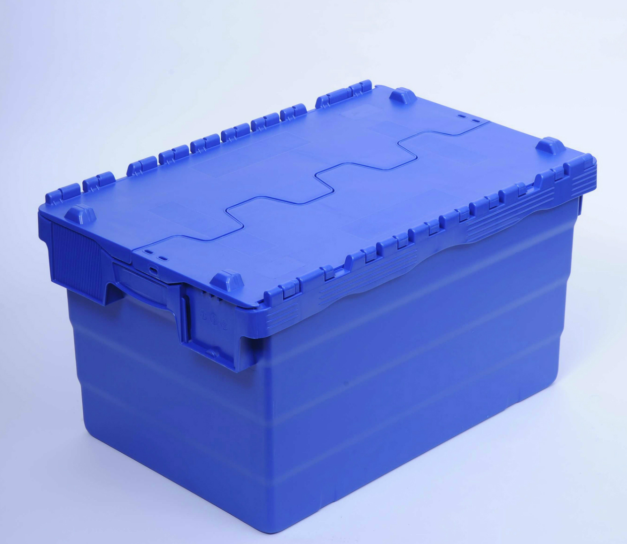 LOGX HOREN SECURITY CRATE 63L BLUE (1287)