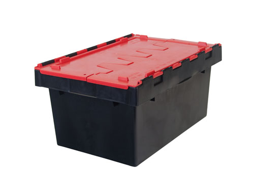 AP68 SECURITY CRATE 68L RED/BK (1308PP)