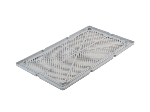 Lid for 1310 Prawn Crate Vented 16L - Bottom