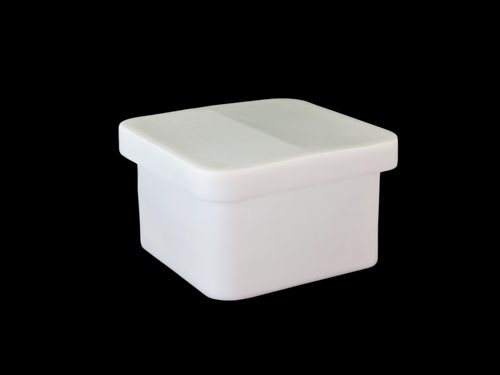 Square Bin 35L with 2435PL Lid