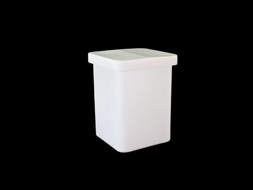 Square Bin 60L with 2435PL Lid