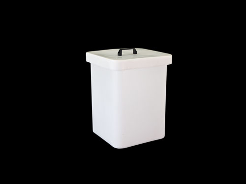 Square Bin 60L with 2433PL Lid
