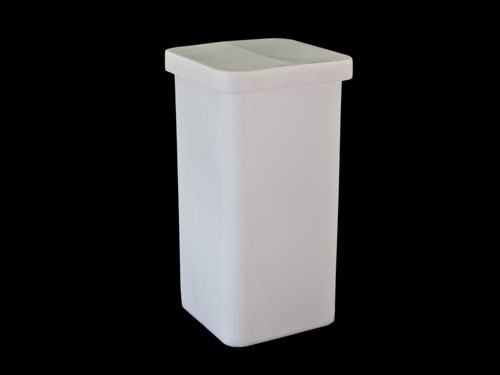 Square Bin 100L with 2435PL Lid
