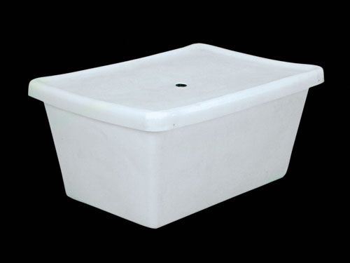 M80 Transit Tub with Lid 189L