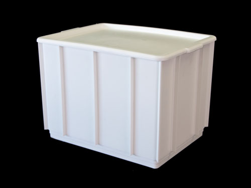 Large Tote (BX No 3) Crate 32L with 1618 Lid