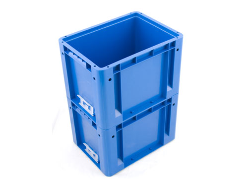 LogisticX Bolt Box 20L - Stacking