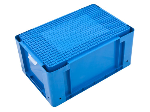 LogisticX Bolt Box 45L - Bottom