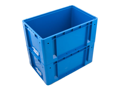 LogisticX Bolt Box 45L - Stacking