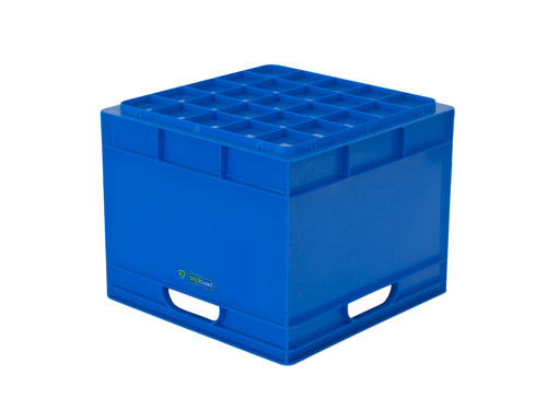 Cube Box Solid 30L - Bottom
