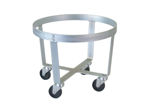 ROUND TROLLEY (STANDARD) 463MM DIA (2894)