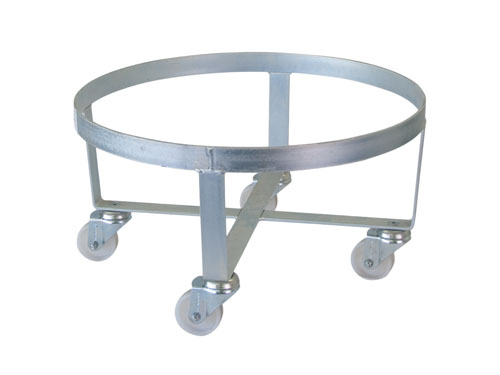 ROUND TROLLEY (HEAVY DUTY) 600MM DIA (2901)