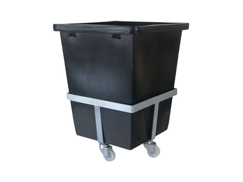 Trolley (Heavy Duty) with 2522RG Wool Bin