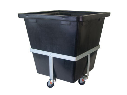 TROLLEY (HEAVY DUTY) FOR WOOL BIN LARGE (2908)