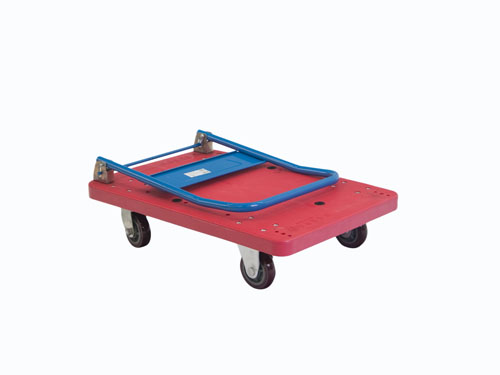 LogisticX Hand Trolley - Collapsed