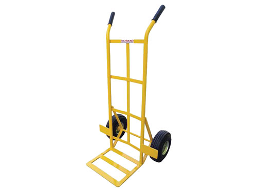 MIGHTY TOUGH HAND TROLLEY PWDCT STEEL (2928)