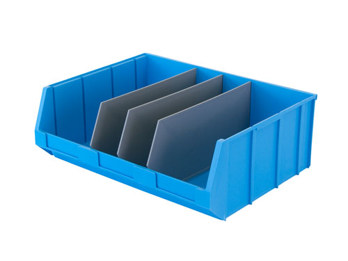 LogisticX Maxi Bin B204 24L with 2017 Dividers