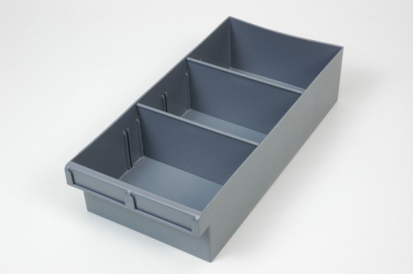 XIN Large Spare Parts Tray With Two Dividers