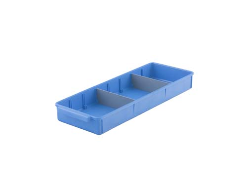 400 SERIES PARTS TRAY SMALL BLUE (2147)