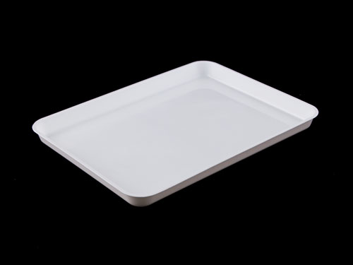 MEAT TRAY WHITE (1816)