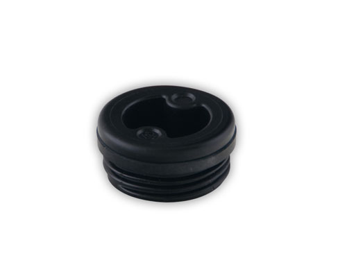"Black Bung for BSP 3/4"" - Top"