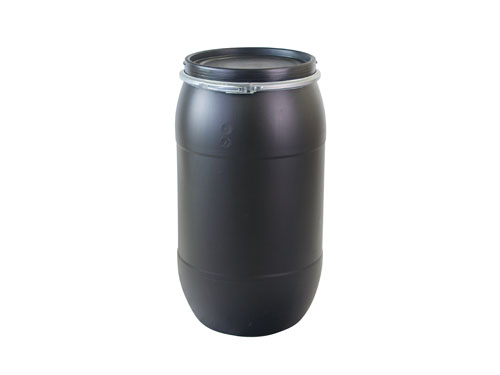 Open Head Drum 125L with Lid