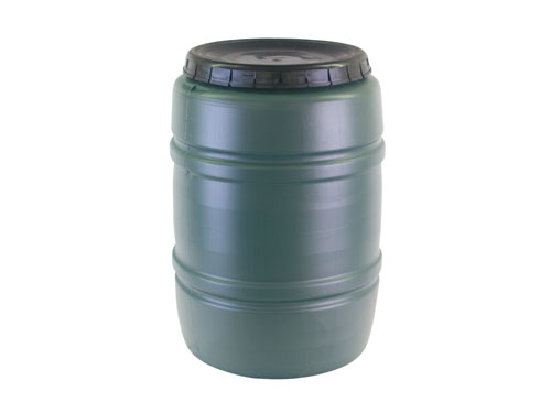 Open Head Drum w/ Clip-on Lid 200L