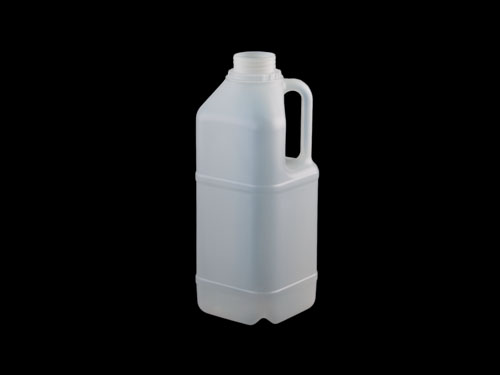 Square Flagon 2L without closure.