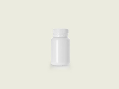 XIN Wide Mouth Tablet Bottle (51mm) 285ml with 5763 Cap.