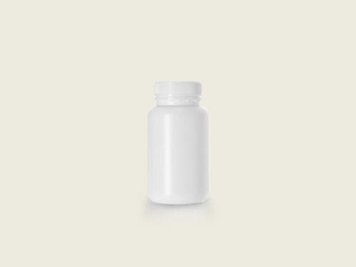 XIN Wide Mouth Tablet Bottle (51mm) 385ml with 5763 Cap.