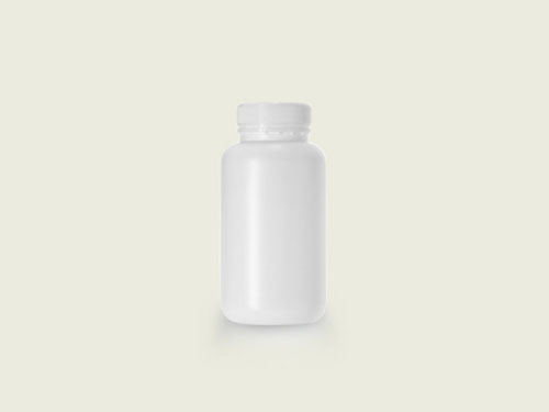 XIN Wide Mouth Tablet Bottle (51mm) 500ml with 5763 Cap.