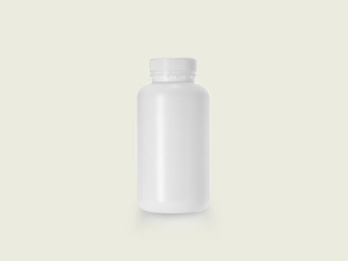 XIN Wide Mouth Tablet Bottle (51mm) 750ml with 5763 Cap.